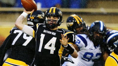 9. Nick Mullens, Senior, Southern Miss