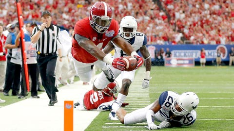 Winner: T.J. Yeldon, RB, Alabama