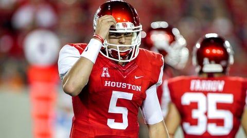 Loser: John O'Korn, QB, Houston