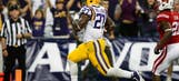 Source: LSU RB Kenny Hilliard out for season with shoulder injury
