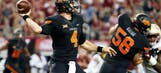 Could we see two quarterbacks in the backfield for Oklahoma State?