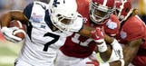 Shell's second-guessing leads to big drop-off in his rushing yardage