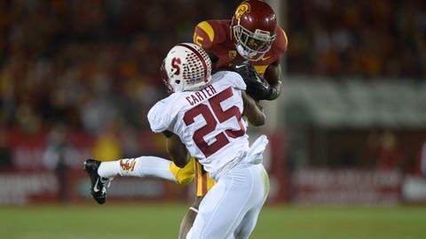 Round 3: Alex Carter, cornerback, Stanford