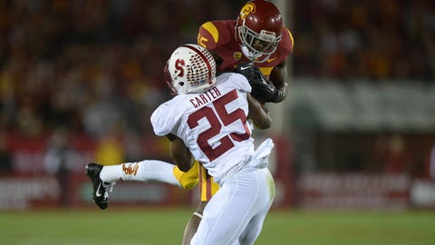 Round 3: Alex Carter, cornerback, Stanford