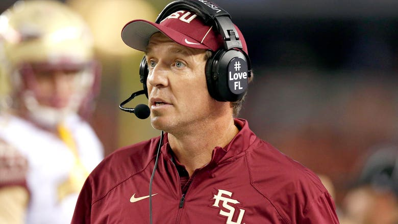 Jimbo Fisher knows September looms large for Seminoles' playoff hopes