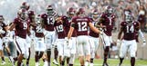 What it's like to run through tunnel with Aggies at packed Kyle Field