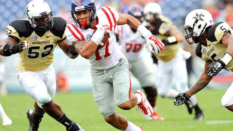 Evan Engram (TE) — Ole Miss Rebels