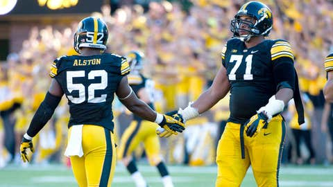 Carl Davis, DT, Iowa