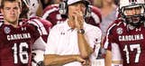 South Carolina could be relying upon a freshman quarterback-center combination