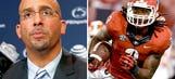 Audible: Penn State's postseason ban, Georgia-South Carolina, more
