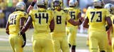 Vegas sets Oregon over/under win total at 9
