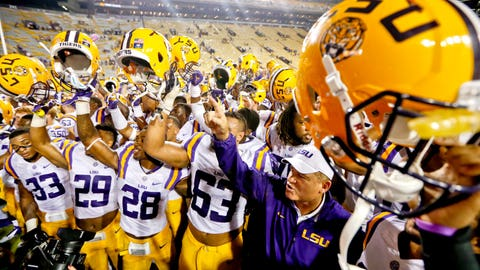 LSU Tigers - Sept. 12 @ Mississippi State
