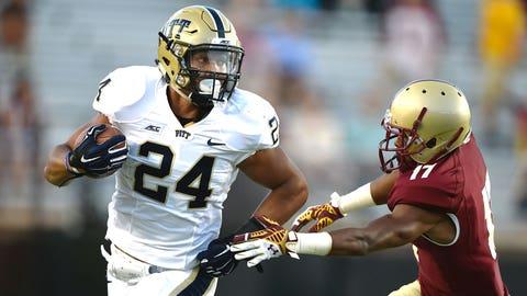Riser: Pittsburgh   2014 Record: 6-7 (4-4)