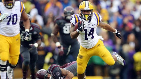 Running back: Terrence Magee, LSU Tigers