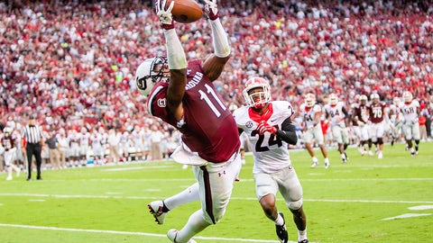 WR: Pharoh Cooper - South Carolina