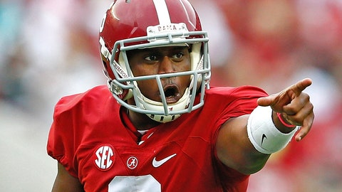 Winner: Blake Sims, QB, Alabama
