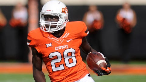Oklahoma State: James Washington, WR (So.)
