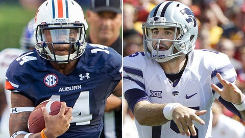 Auburn at Kansas State, Thursday, 7:30 p.m. ET