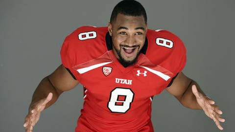 Across the field: Utes DE Nate Orchard