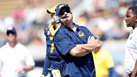 5. Pac-12 North: Cal (6-6, 3-6)