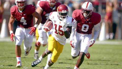 Across the Field: Stanford LB Blake Martinez