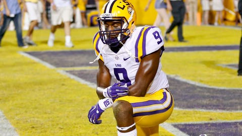 LSU Tigers — second passing option