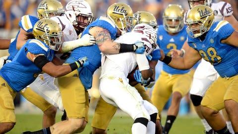 Prediction: UCLA 42, Utah 21