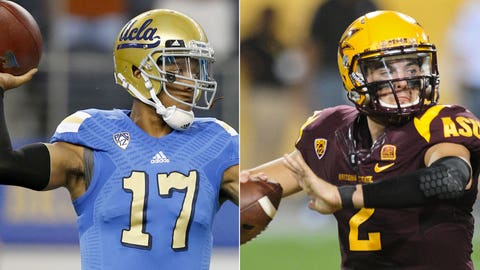 UCLA-Arizona State and the five must-watch games of Week 5