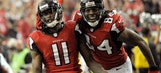 Falcons sitting pretty in terms of depth at wide receiver