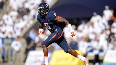 Anthony Harris, S, Virginia