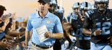 Larry Fedora helps UNC earn $20,000 for charity, endowed scholarship