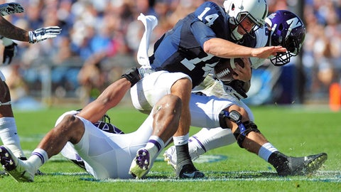 Loser: Christian Hackenberg, QB, Penn State