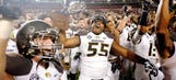 Converted DT Crawford finds his way at right tackle for Missouri