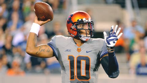 Syracuse Orange: 4.5 wins (2014 record: 3-9)