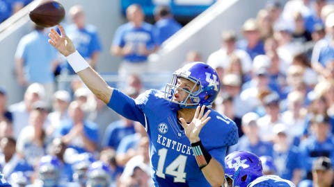 Kentucky, Record: 3-1