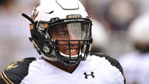 Navy Midshipmen -- Summer Whites