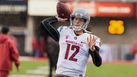 Across the field: Cougars QB Connor Halliday