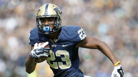 WR Tyler Boyd, Jr., Pitt | First Team All-ACC
