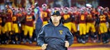 USC emphasizing turnovers with Golson and Notre Dame coming to town