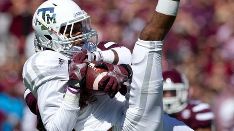 Texas A&M Aggies -- Ice Whites