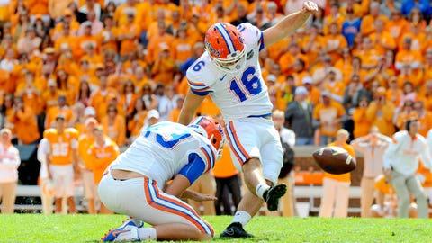 Florida Gators - Sept. 26 vs. Tennessee