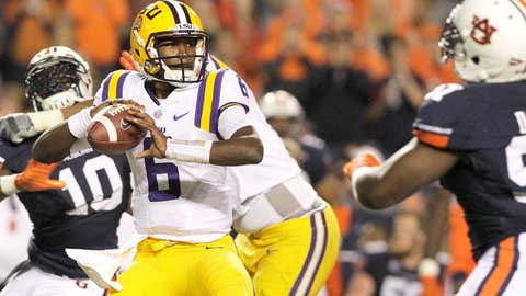 12. Brandon Harris, So., LSU
