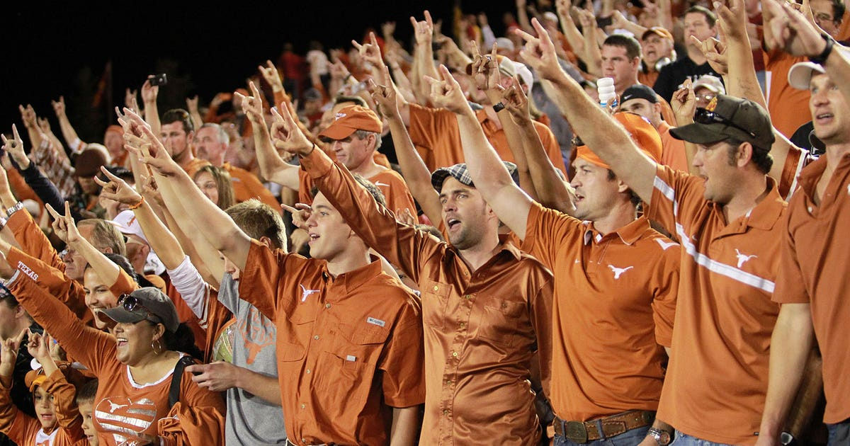 Man Credited With Debuting Hook Em Horns Dies At 78 Fox