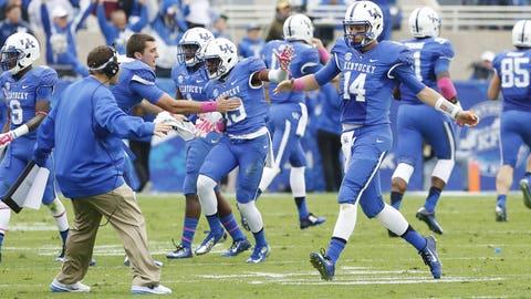 Kentucky Wildcats - Sept. 19 vs. Florida