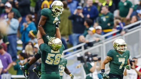 Underrated: No. 13 Baylor