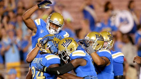 Intangible: UCLA RB Paul Perkins
