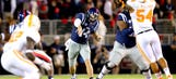 Third-ranked Ole Miss improves to 7-0, shuts down Tennessee 34-3