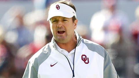 Overrated: No. 18 Oklahoma