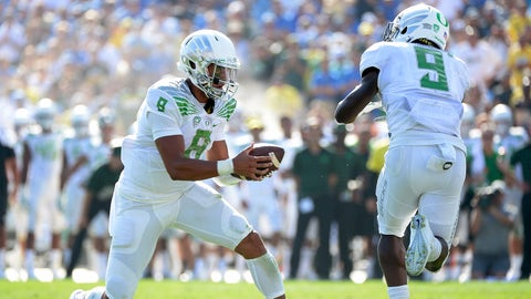15. Oregon: All white