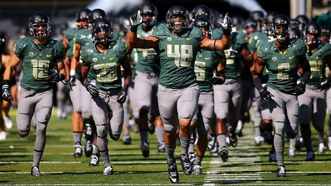 Ranking our favorite Oregon college football uniforms
